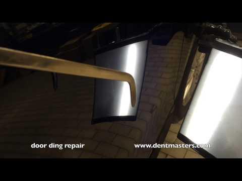 Door Ding Repair