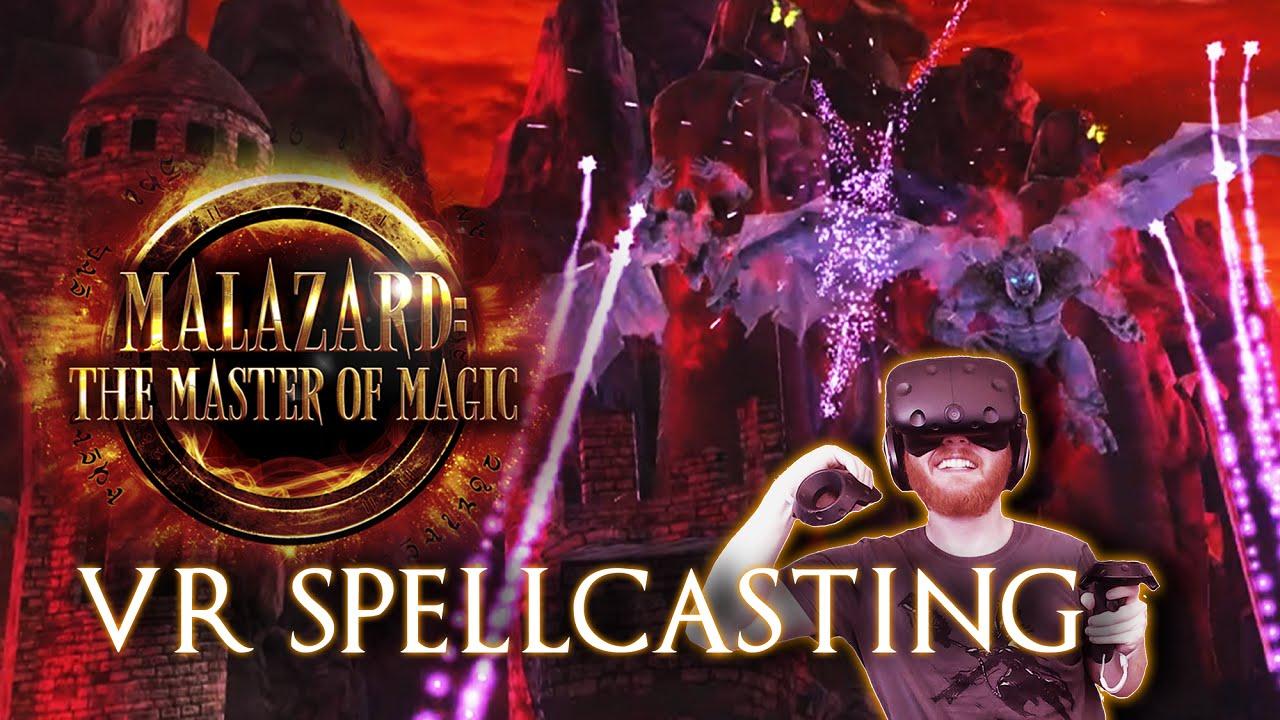 malazard the master of