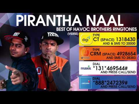 Pirantha Naal - Best of Havoc Brothers