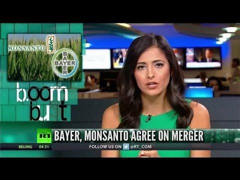 [679] Bayer, Monsanto agree to $66 billion merger