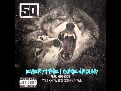 50 Cent Ft. Kidd Kidd- Everytime I Come Around [Instrumental]