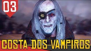 Gordo só faz Gordisse - Total War Warhammer 2 Vampiratas COOP #03 [Gameplay Português PTBR]