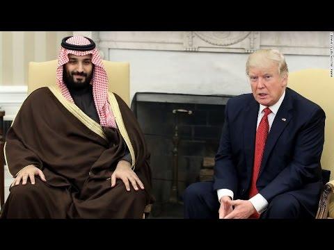 Saudí Arabía To Invest $40 Billion In US Infrastructure
