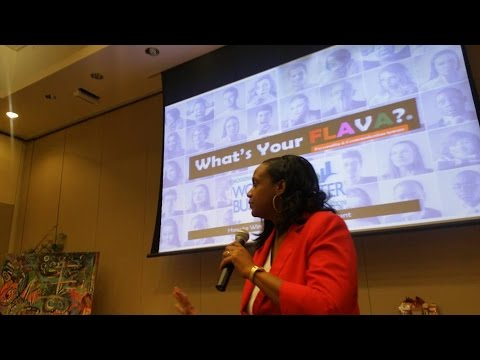 Roxy Hall presents What's Your FLAVA?  at Jacksonville Chamber Foundation Event