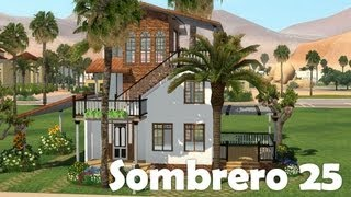The Sims 3 House Building  Sombrero 25- DutchSims 3 Master(Download: http://www.thesims3.com/assetDetail.html?assetId=6970869 Hey guys! Thanks for watching my new Sims 3 House Building video! This time I don't ..., 2013-02-09T12:02:55.000Z)