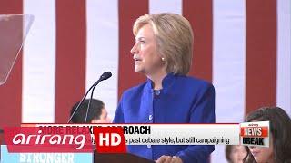 America holds breath ahead of historic presidential debate
