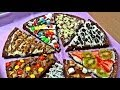 PIZZA DE BROWNIE CON NUTELLA Y CHOCOLATE | KARLA CELIS