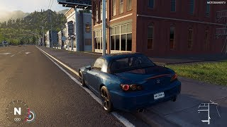 The Crew 2 - 2009 Honda S2000 Ultimate Edition Gameplay [4K]