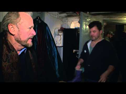 A Tour Backstage At PIPPIN