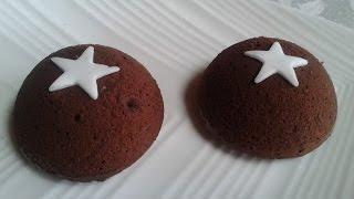 Mooncake merendine pan di stelle dal cuore goloso
