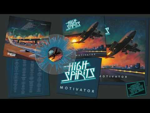High Spirits - Up and Overture / Flying High (Motivator - 2016)