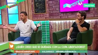 Al Ángulo: ¿Cómo están llegando los hinchas de River Plate y Flamengo a Lima?
