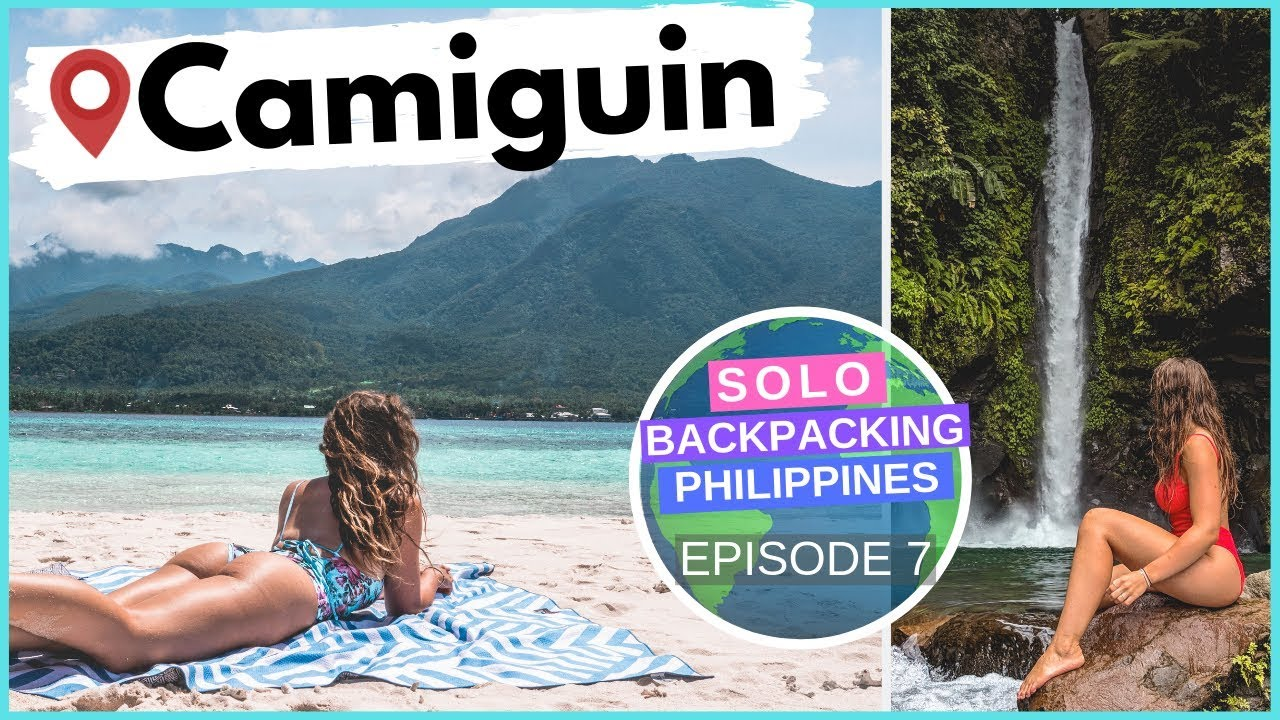 THIS IS MY FAVOURITE ISLAND IN THE PHILIPPINES ?// Backpacking in Camiguin 1