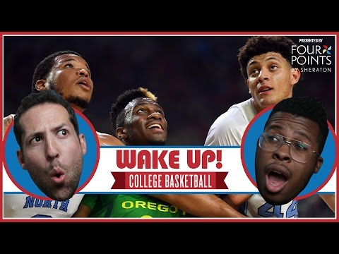 One game remains in this year's NCAA Tournament |  | Wake Up, College Basketball