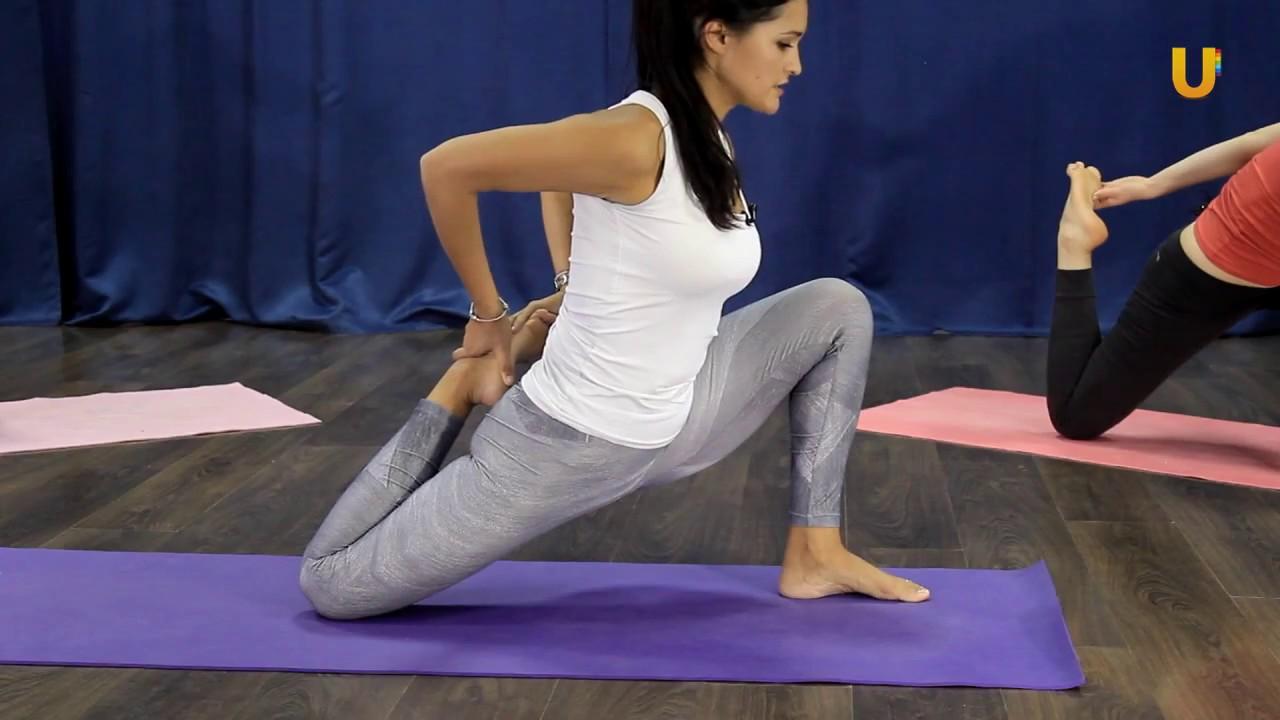 Йога для развития тазобедренных суставов компресс меда соли суставы