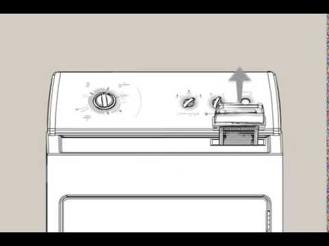 How to Clean the Lint Screen on a Dryer