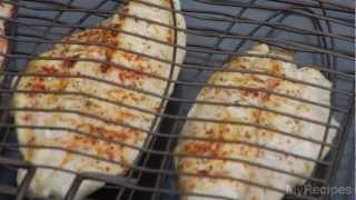 How To Use a Grill Basket to Grill Fish