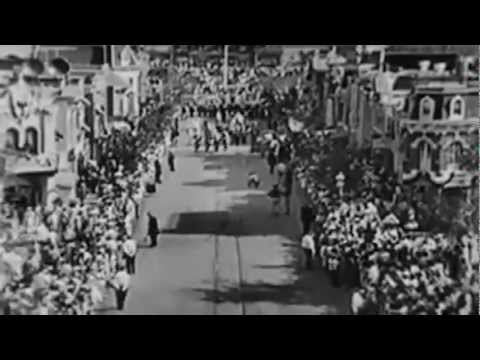 1955 Disneyland Opening Day [Complete ABC Broadcast]