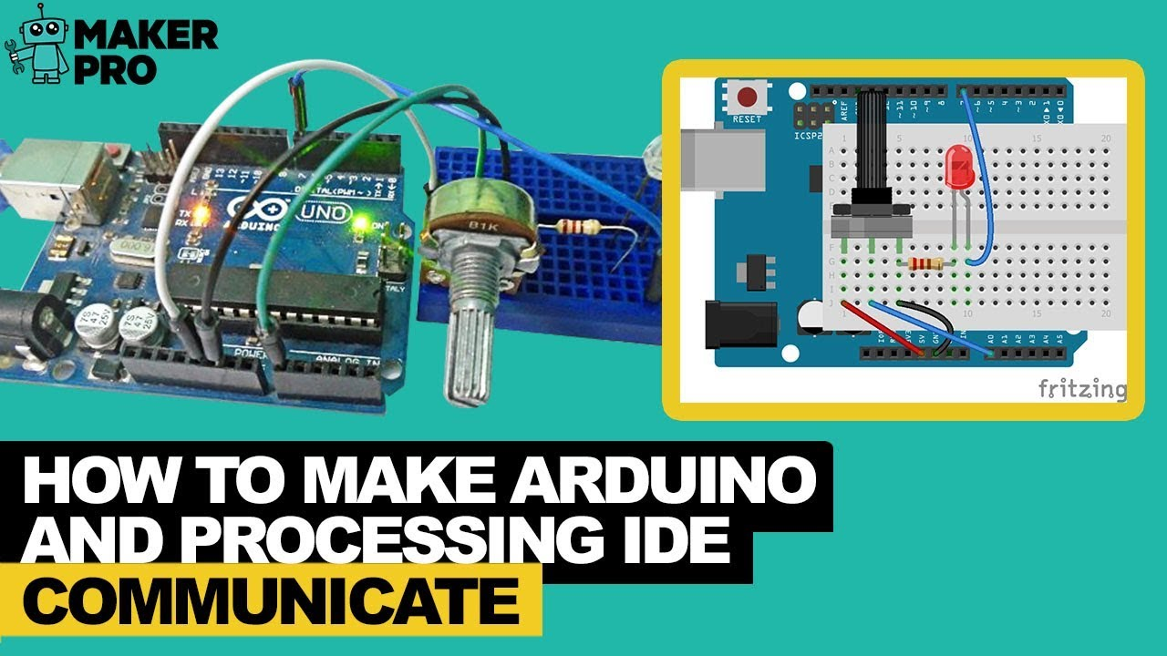 How to Make Arduino and Processing IDE Communicate | Arduino