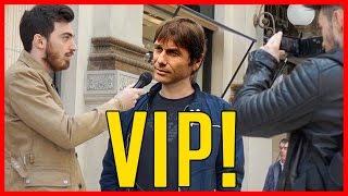 Scambiare Passanti per VIP - [Esperimento Sociale] - theShow