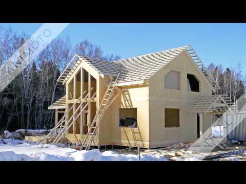 видео: Дом из сип панели по цене квартиры!
