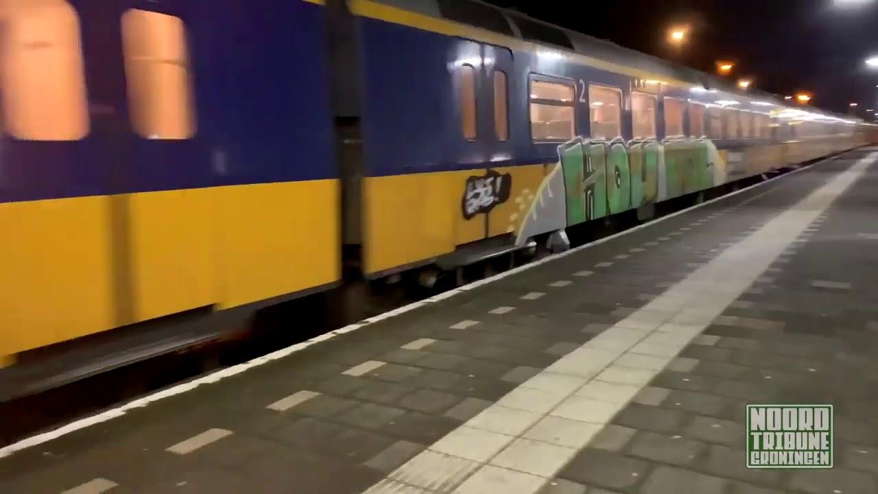 Tweeënhalf jaar groen-witte graffiti - Noordtribune Groningen