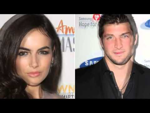 Tim Tebow   Actress Camilla Belle Reportedly Break Up   YouTube