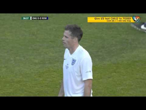Soccer Aid 2014  Full Match  England VS Rest Of The World