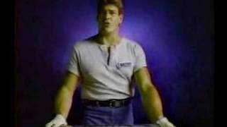 Walker Muffler Commercial w/ Dan Hampton (1986)