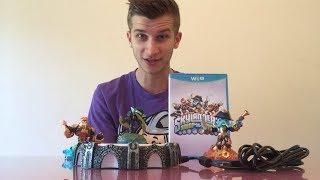 Skylanders Swap Force Unboxing!! NEW Figures, Portal, Game!! (Xbox 360, PS3, Wii U)