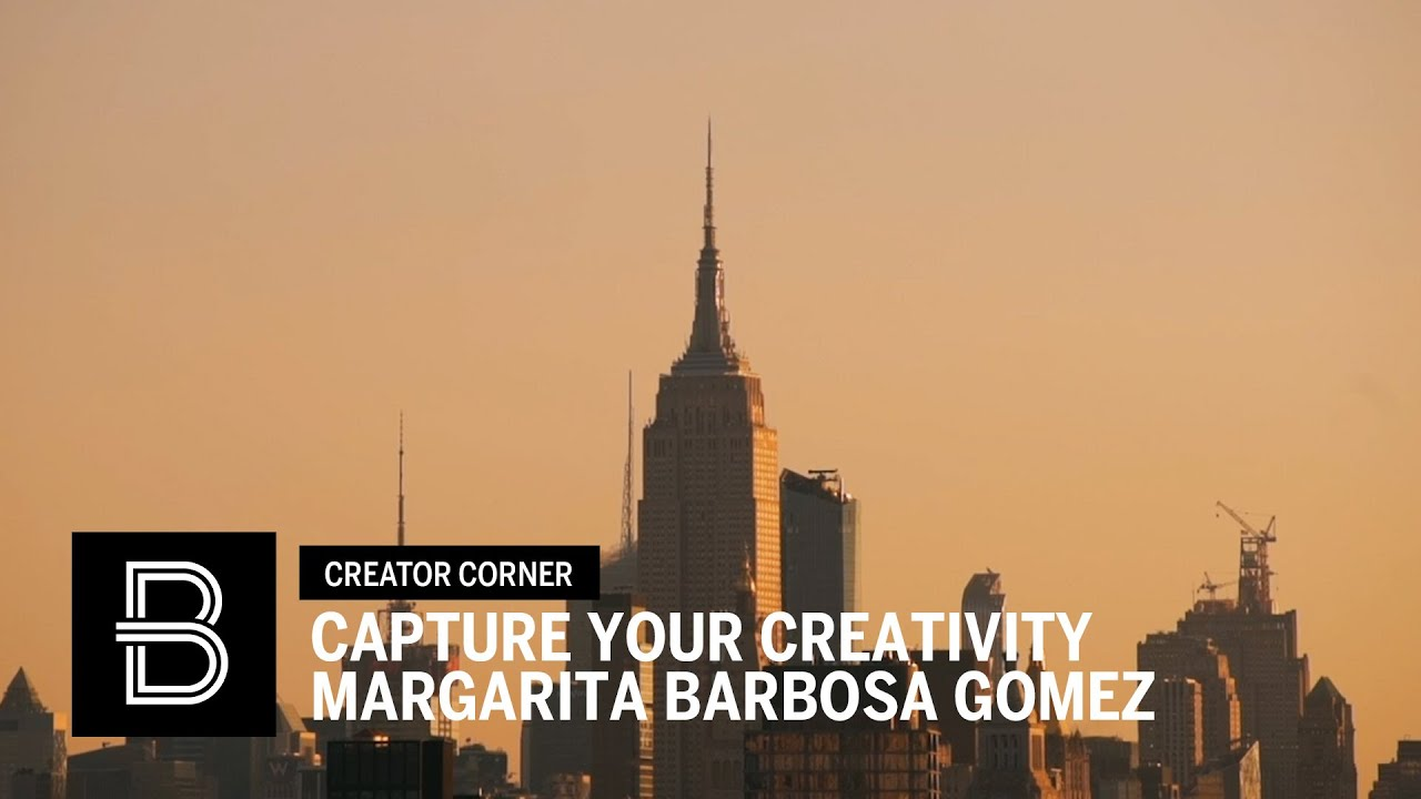 Capture Your Creativity -- A Place To Be With Margarita Barbosa Gomez
