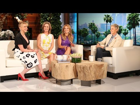 An Exclusive Look at'Fuller House'