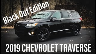 2019 Chevrolet Traverse Premier Review and Walk Around