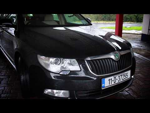 The Skoda Superb 4x4 review