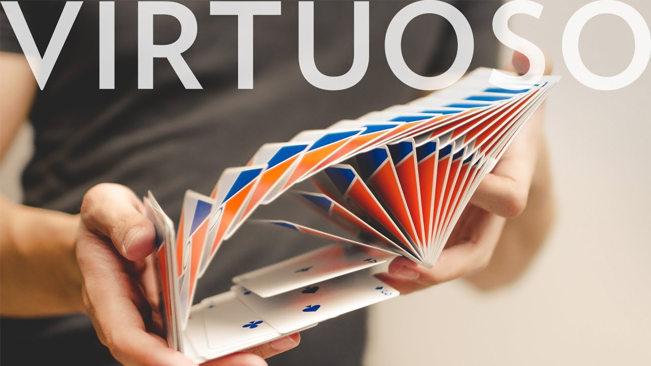 best playing cards for cardistry