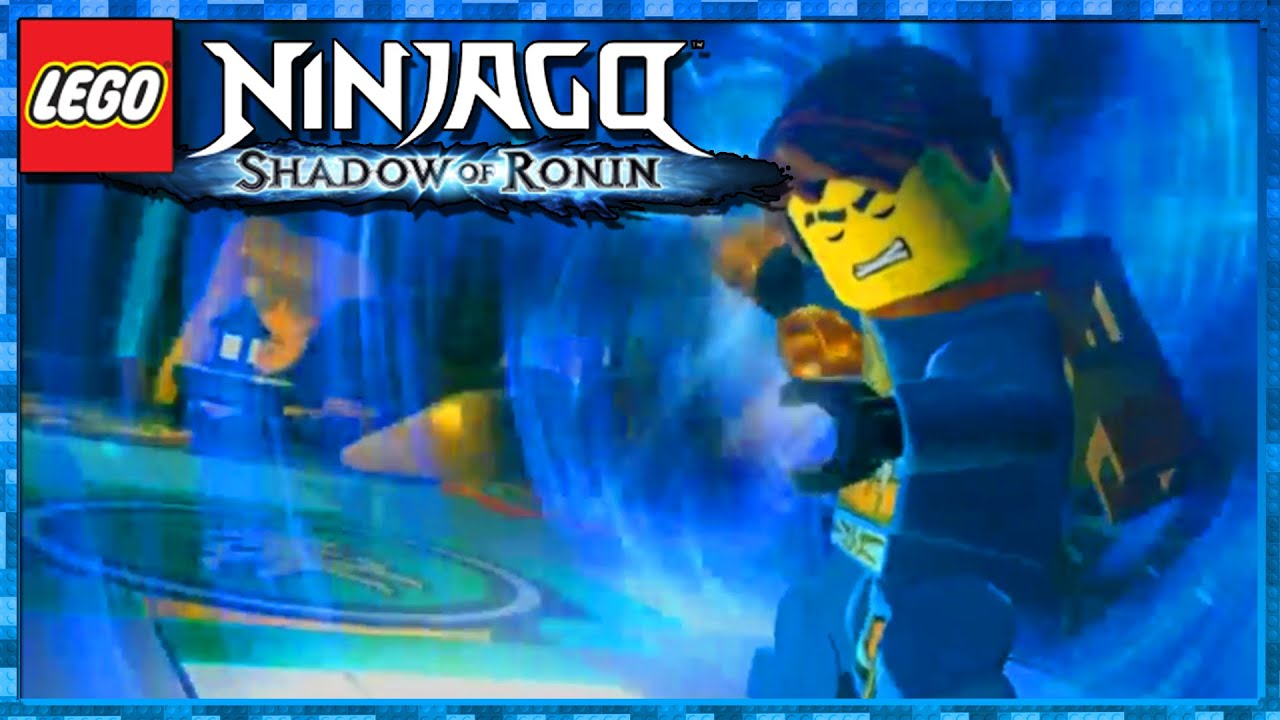 Lego Ninjago Shadow Of Ronin Part 10 Lightning Temple PS Vita 3DS 1080p Gameplay Walkthrough