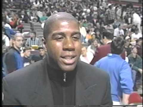 Magic Johnson
