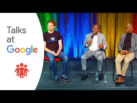 "JD Stier, Kwame Marfo and Jim N.: ""Tech: An Emerging Humanitarian Leader in Congo"" 