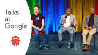 """JD Stier, Kwame Marfo and Jim N.: """"Tech: An Emerging Humanitarian Leader in Congo"""" 