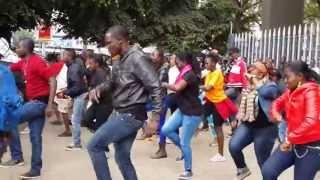 Street Dancers Invade Nairobi