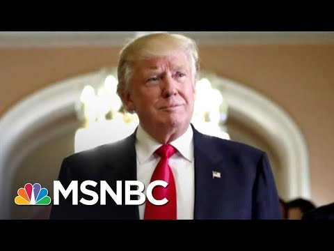 Donald Trump Continues To Tweet About McConnell | Morning Joe | MSNBC