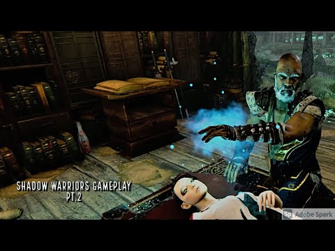 Shadow Warrior 2 Pt 2 [Saving a possesed Kamiko!] |