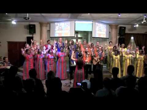 Njalo - Agape African Choir