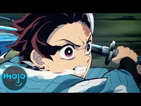 Top 10 Anime Revenge Kills