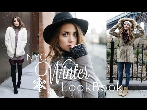 My NYC Winter Style 2016 | TessChristine