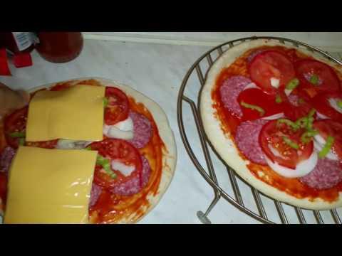 Olcsó pizza készítés gyorsan