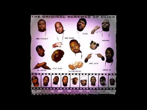 DJ Screw - Tired Of Ballin' Freestyle - (Grace, Big Legend, Mark, Big Floyd)