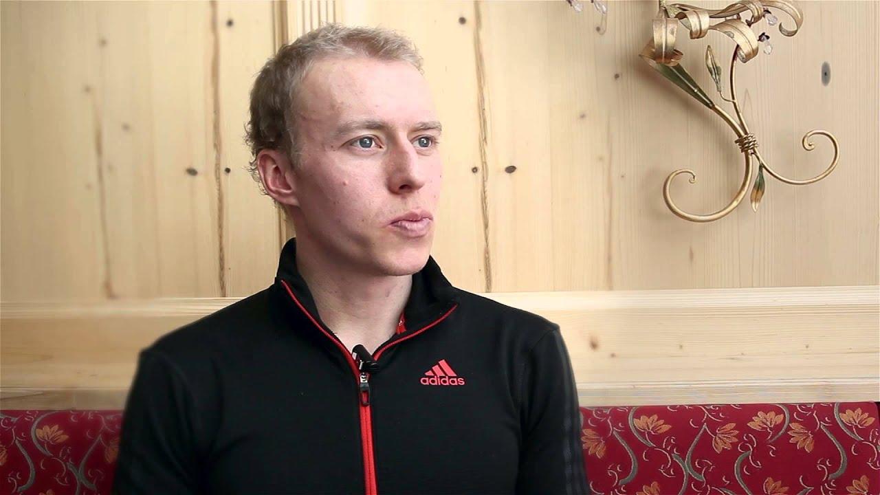Daniel Böhm biathlon olympia mit daniel böhm 29 01 2014