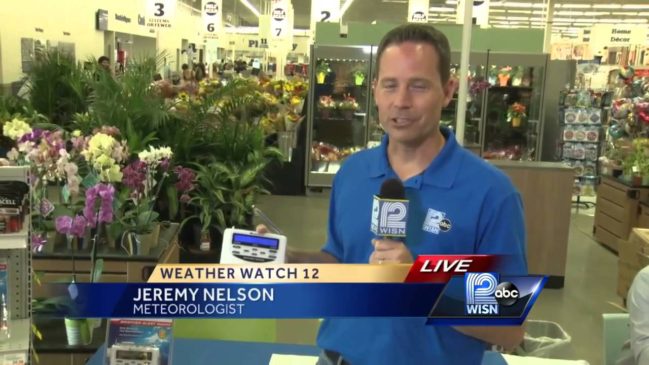 Have a weather radio question? Head to Meijer in Grafton
