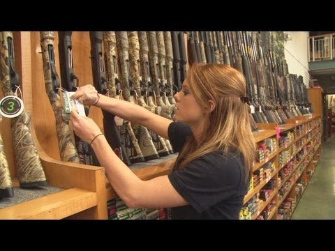 Go Large! USA Gun Shops - Watch And Weep